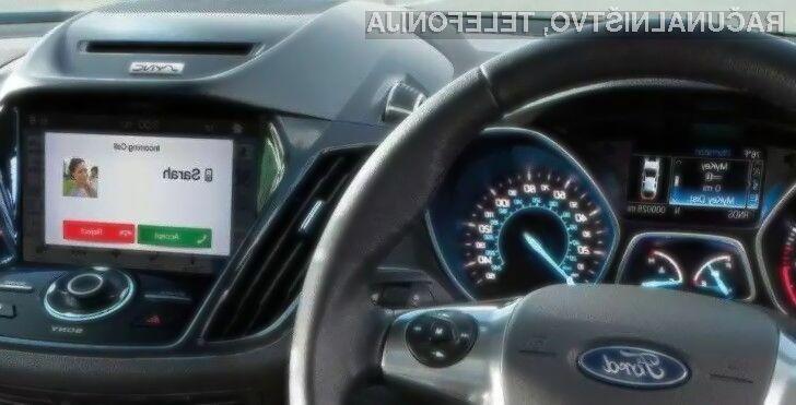 BlackBerry iz trga mobilnih telefonov na področje avtonomnih vozil!