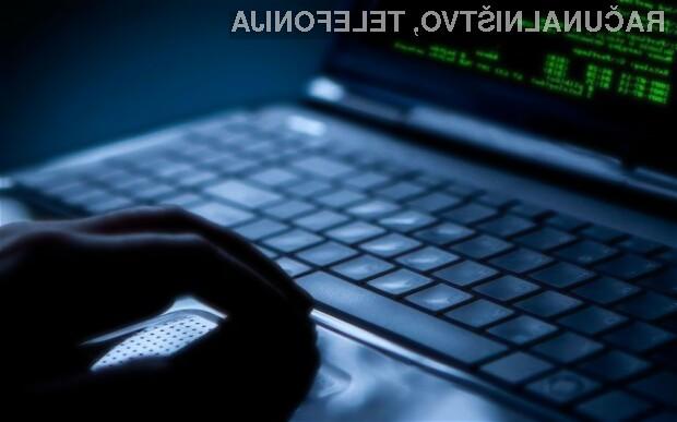 Nemški ponudnik interneta Deutsche Telekom je klonil neznanim hekerjem.