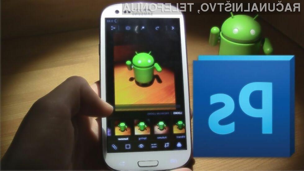 Izrežite, združite in ustvarite čudovite slike kar na svoji mobilni napravi Android.