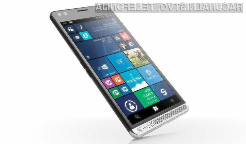 HP bo kmalu ponudil v prodajo cenejšo različico telefona Elite X3.