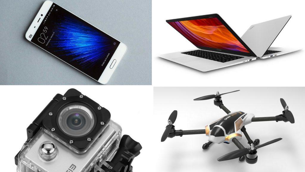 Bi imeli nov telefon, prenosnik, kamero in drona za manj kot eno slovensko plačo?