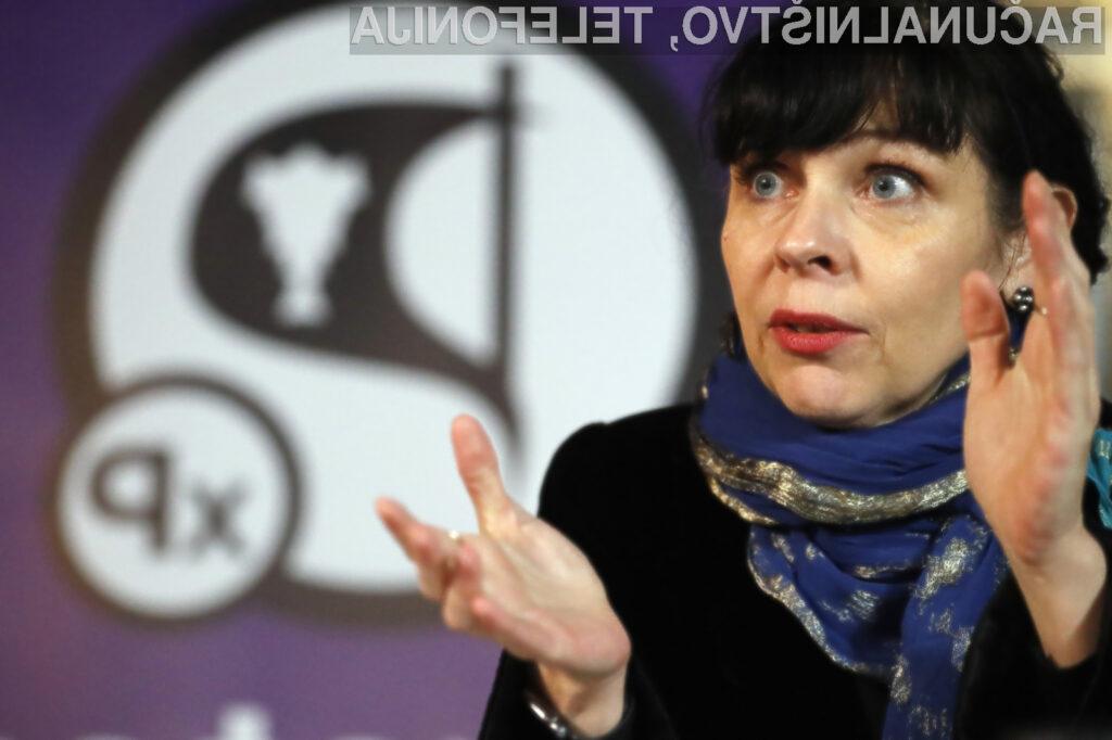 Islandska piratska stranka je med islandskimi volivci v zadnjih letih močno pridobila na priljubljenosti!