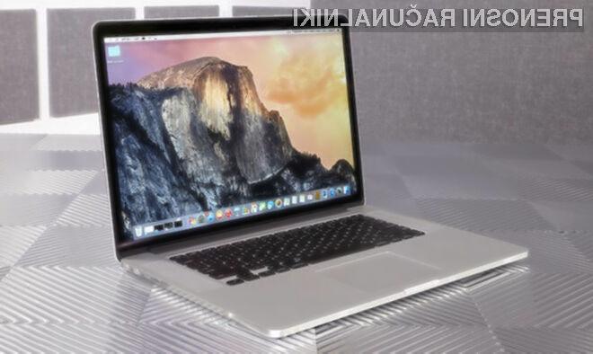 Novi MacBook Pro - zakaj reči NE?