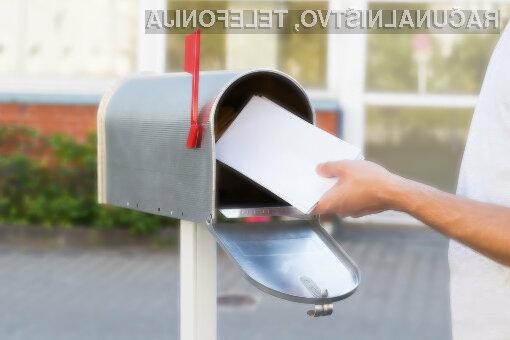 Če v svoji pošti najdete ključ USB, ga nikar ne uporabljajte!