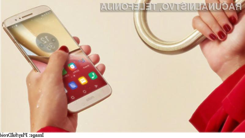 Lenovo predstavlja novi Moto M telefon - tukaj je vse kar je o njem znanega do tega trenutka