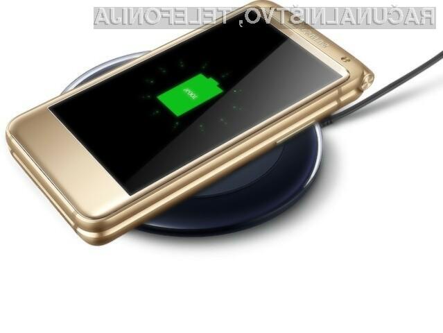Preklopni Samsung W2017 bo razveselil marsikaterega uporabnika storitev mobilne telefonije!
