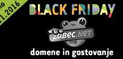 Nori Black Friday pri Žabcu
