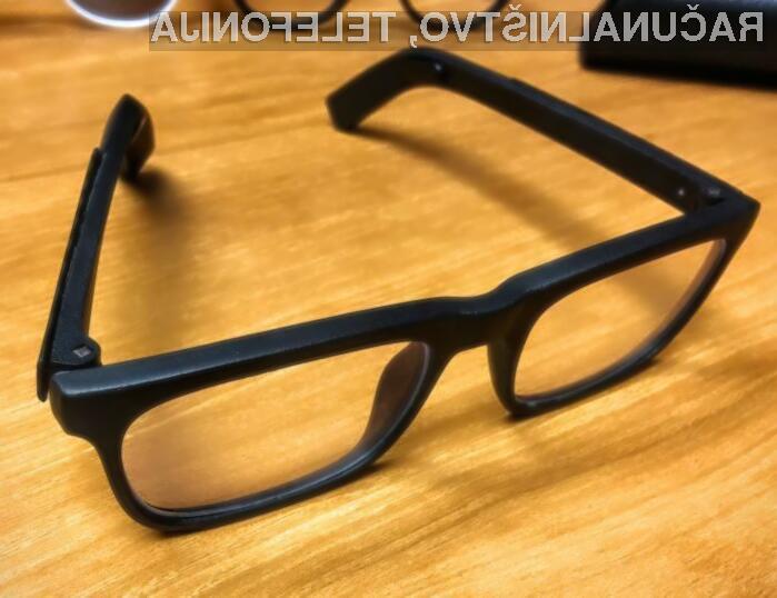 Nevidna pametna očala so idealna prihodnost nosljive tehnologije