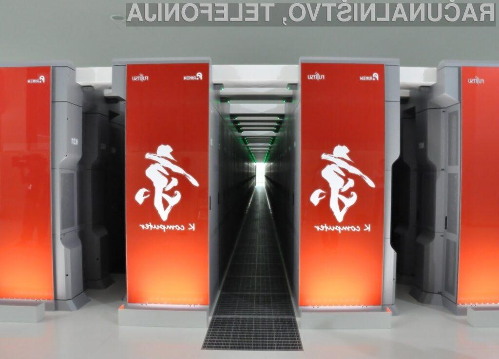 Japonska naj bi leta 2018 premagala Kitajsko na področju superračunalnikov.