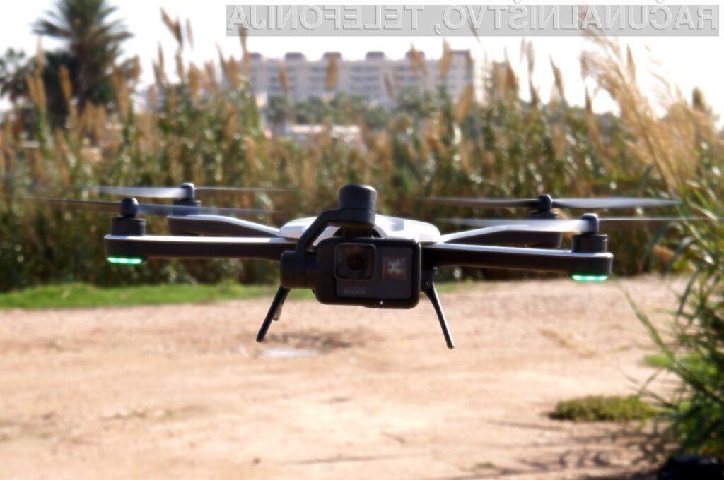 GoPro bo vse razočarane lastnike dronov Karma razveselil z brezplačno kamero Hero5.