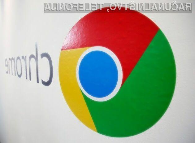 Novi Chome nas bo opozarjal na spletne strani brez zavarovane povezave!