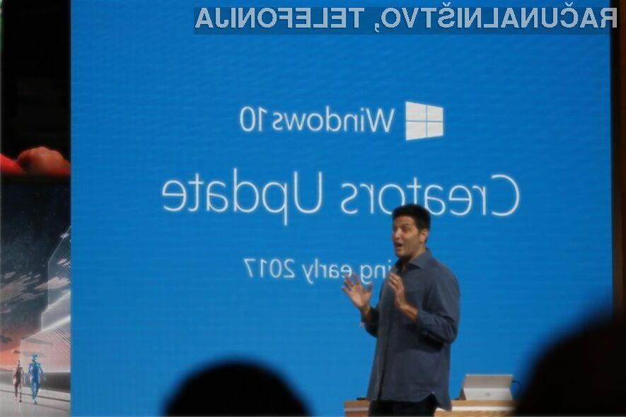 Posodobitve operacijskega sistema Windows 10 bomo lahko odložili za do 35 dni!