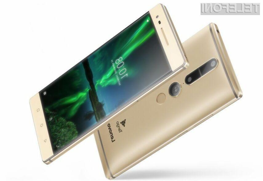 Najboljši telefon Lenovo končno naprodaj tudi v Evropi! Ga boste kupili?