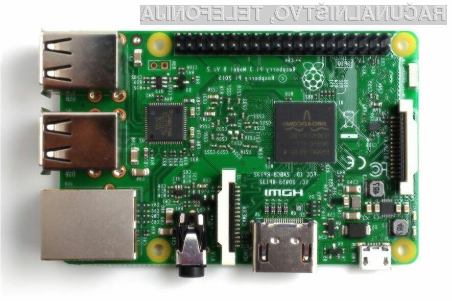 Preverite zakaj bodo računalnike Raspberry Pi 3 izdelovali Japonci