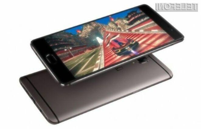 Pametni mobilni telefon OnePlus 5 bo na voljo v drugem četrtletju naslednjega leta!