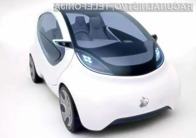 Ekskluzivno! Apple potrdil zanimanje za področje avtonomnih vozil.