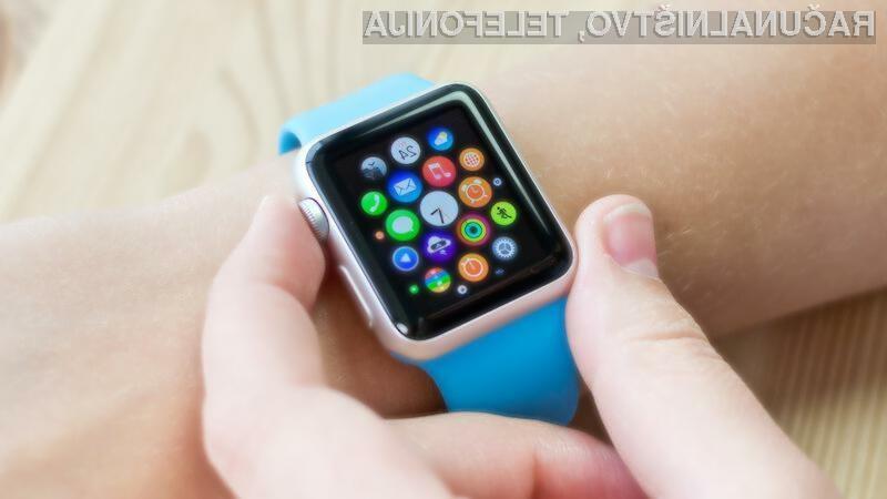 Apple Watch še vedno številka ena!