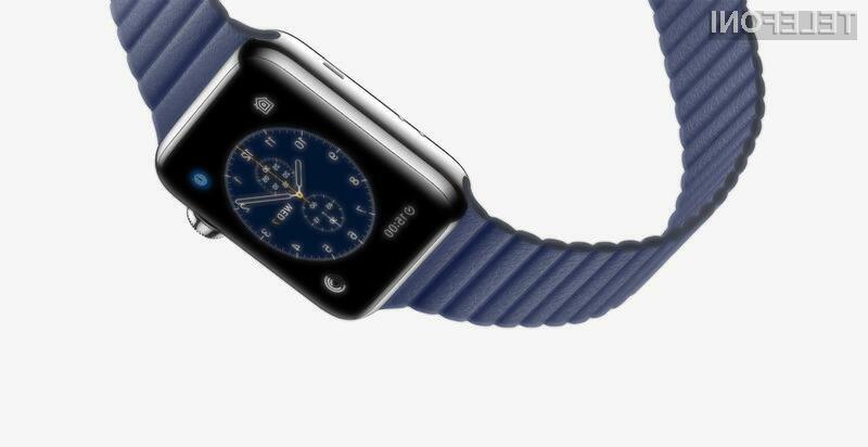 Uporabniki pametne ure Apple Watch odslej z trenerjem plavanja na zapestju