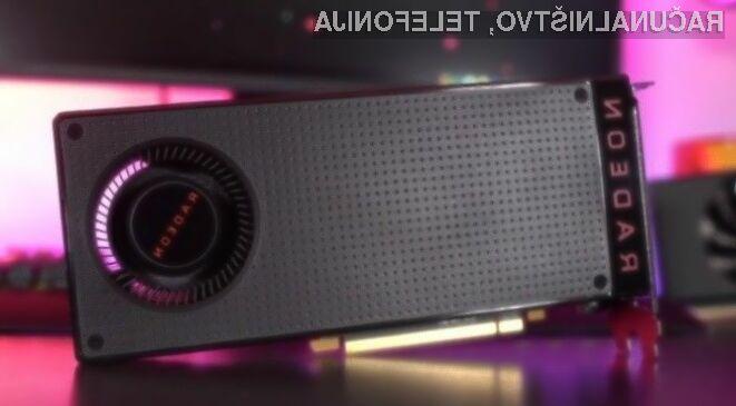 Grafična kartica AMD Radeon Pro 490 nas zagotovo ne bo pustila na cedilu!
