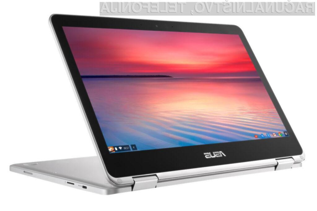 Novi prenosni računalnik 2-v-1 podjetja Asus bo zlahka prepričal tudi najzahtevnejše uporabnike.