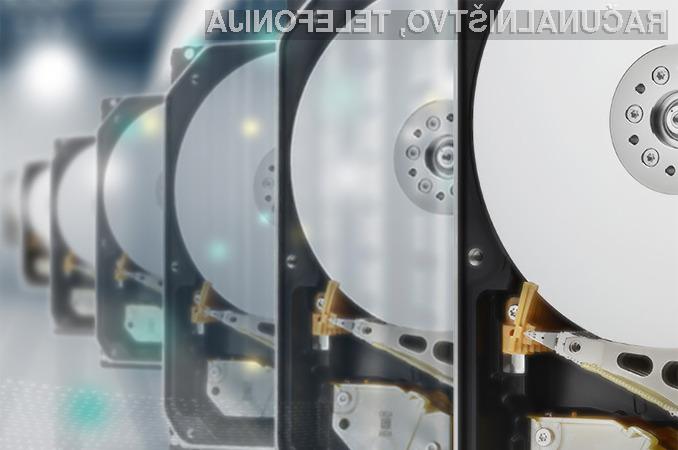 Prostora za shranjevanje podatkov ponavadi ni nikoli dovolj!