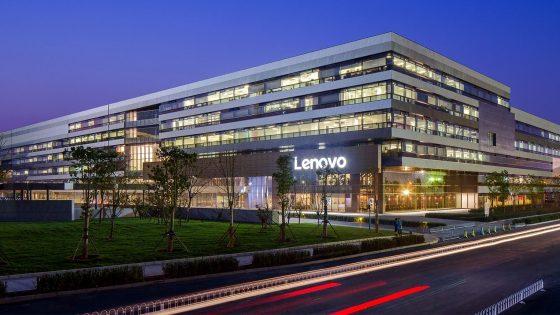 Za družbo Lenovo je izjemno inovativno in uspešno leto