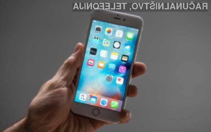 Za telefoni iPhone se ozira vse manj uporabnikov storitev mobilne telefonije!