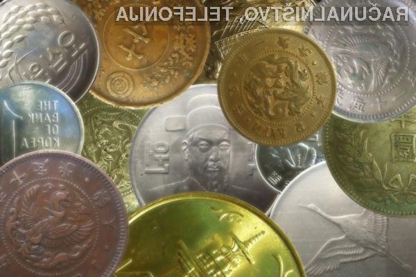 Leta 2020 naj bi kovanci v Južni Koreji postali del zgodovine!