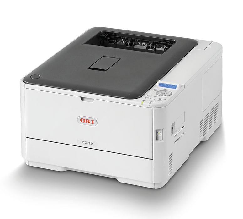 Barvni laserski tiskalnik OKI C332dn