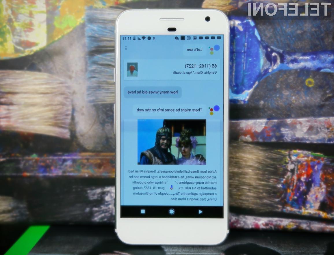 Novi Android 7.1.1 Nougat bo najprej na voljo za uporabnike Googlovih mobilnih naprav!