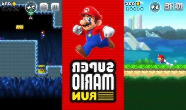 Igra Super Mario Run je požela že veliko pozitivnih kritik!