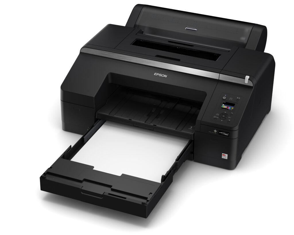 Tiskalnik za preizkusne izpise, fotografije in tiskanje umetniških del