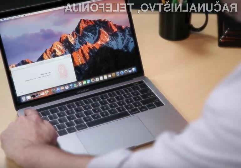 Apple pripravlja najzmogljivejše prenosnike MacBook doslej