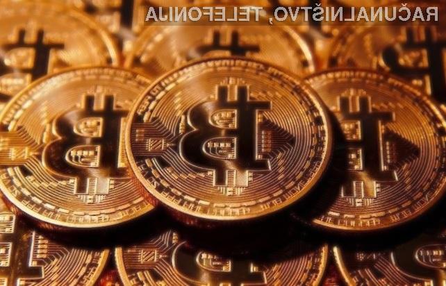 Bitcoin je na začetku letošnjega leta presegel psihološko vrednosti 1.000 ameriških dolarjev!