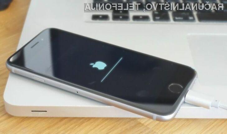 Največja novost novega iOSa bo nedvomno novi datotečni sistem Apple File System (apfs)!