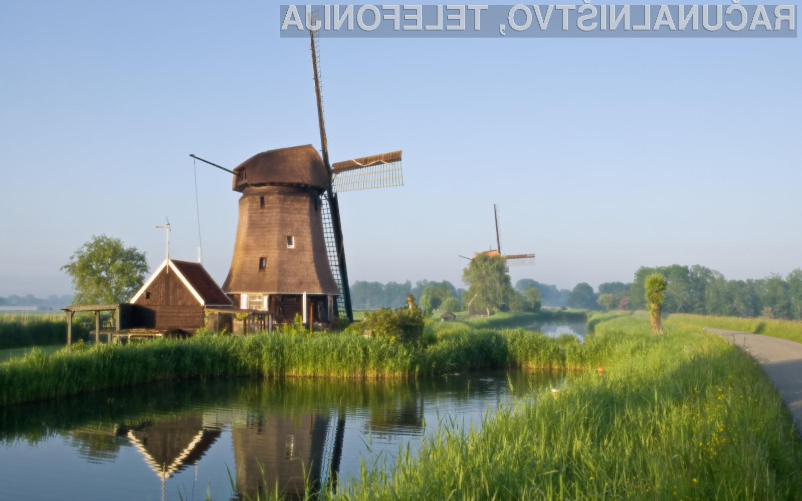 Vse električne vlake na Nizozemskem poganja obnovljiva in okolju prijazna električna energija!