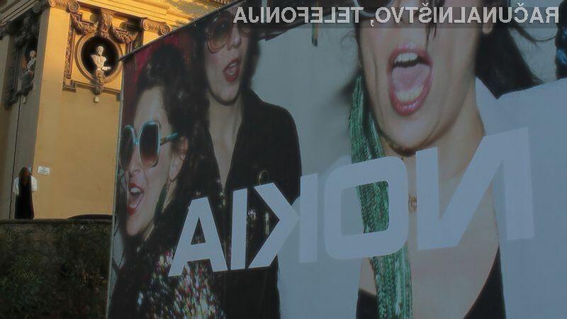 Novi pametni mobilni telefon Nokia naj bi bil cenovno povsem dostopen.
