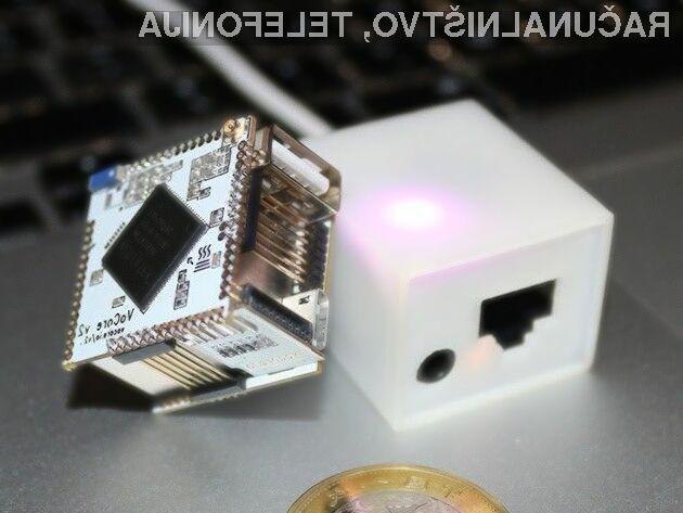 Miniaturni računalniški sistem VoCore2 bo zaradi številnih možnosti zagotovo razveselil predvsem zahtevnejše uporabnike!