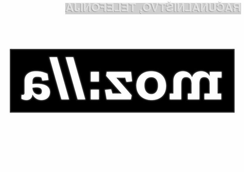 Mozilla v napad z novim logotipom