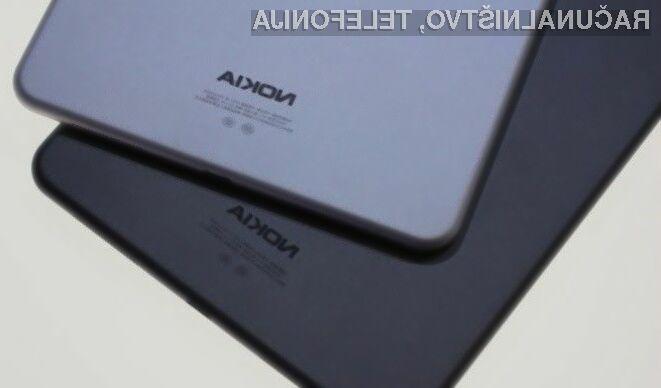 Novi tablični računalnik Nokia naj bi bil pisan na kožo zahtevnim uporabnikom in podjetjem!