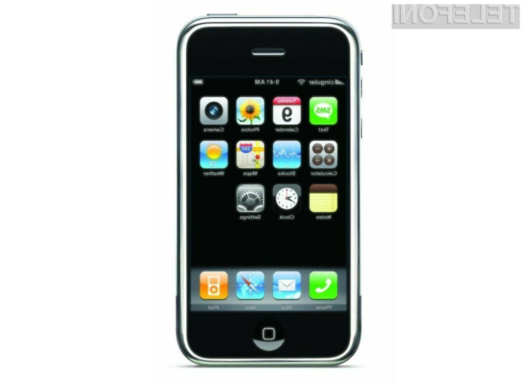 iPhone danes praznuje 10. rojstni dan