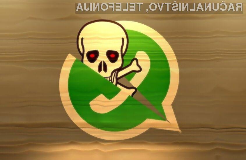 V primeru okužbe z novo mobilno zlonamerno kodo bodo nepridipravi lahko dostopali do vaših osebnih in občutljivih podatkov.