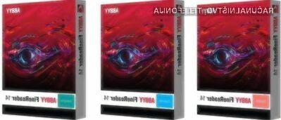 FineReader 14 redefinira način dela podjetij z dokumenti
