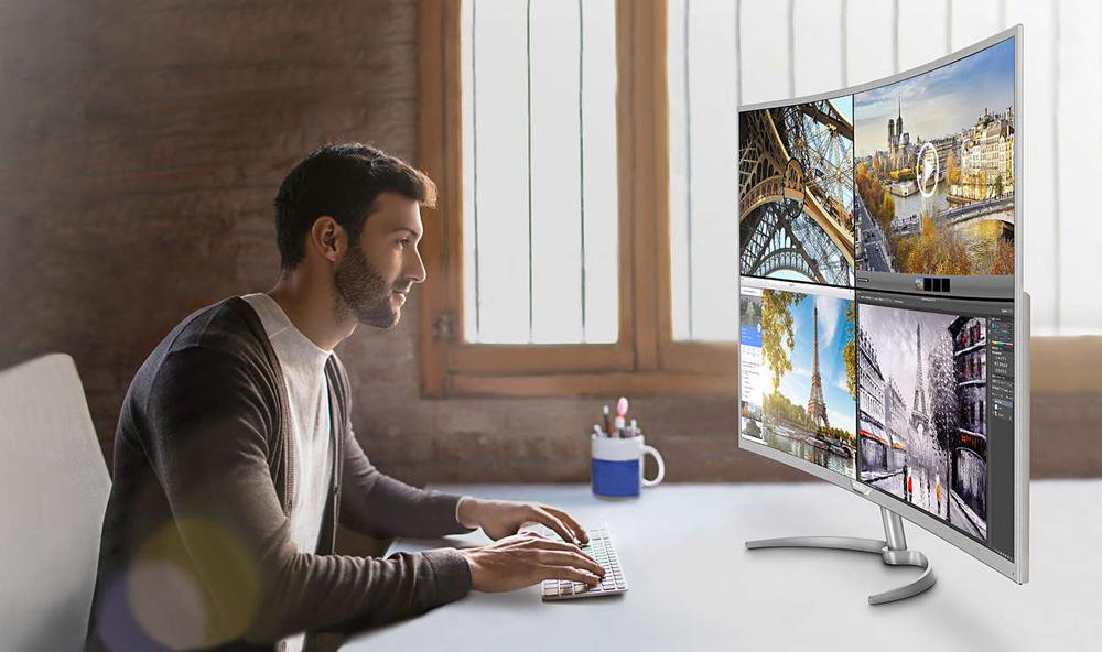 Philips predstavlja največji 4K ukrivljeni monitor na trgu