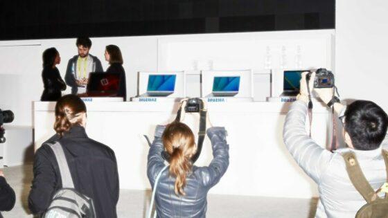 Vas zanima prihodnost prenosnikov? Tukaj so Samsungovi novi Chromebook računalniki!