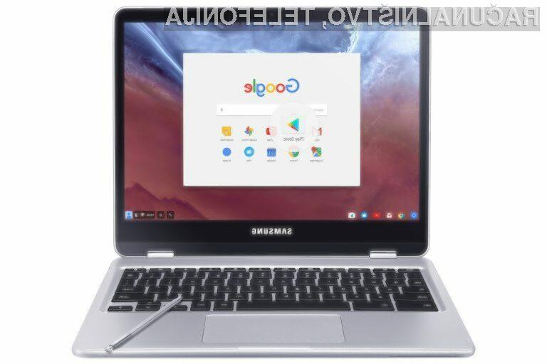 Prenosna računalnika Samsung Chromebook Plus in Chromebook Pro predstavljata odlično alternativo prenosnikom Windows!