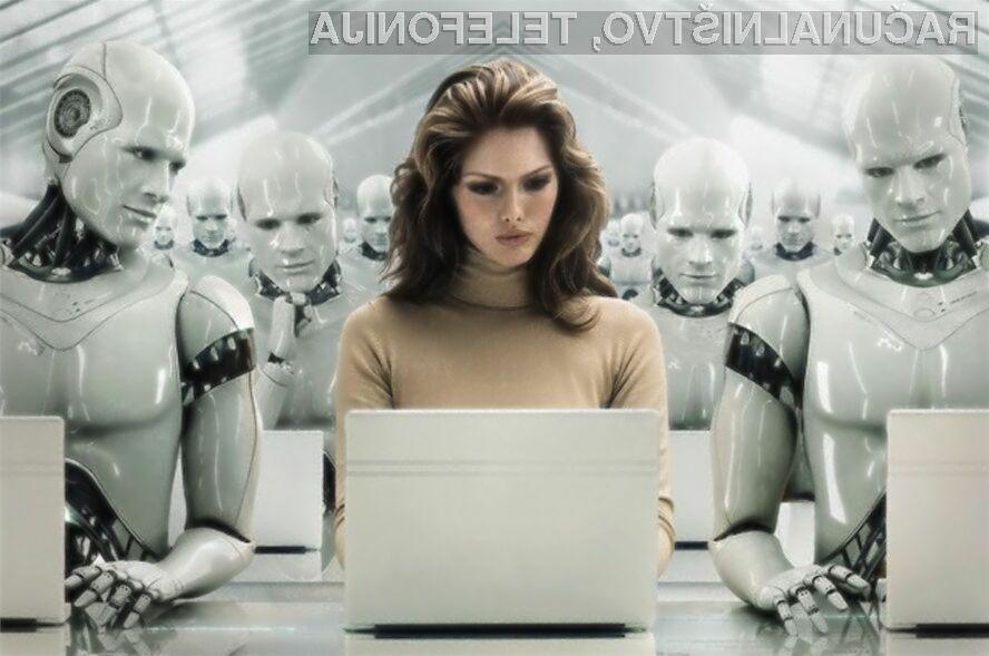 EU zaradi robotov državam članicam priporoča, naj razmislijo o univerzalnem dohodku