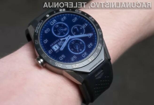 Že veste, kdo bo maja ponudil v prodajo pametno ročno uro Android Wear 2.0?