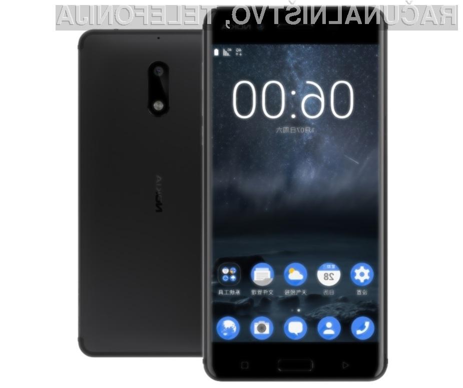 Prva Nokia z Androidom razprodana v eni minuti!