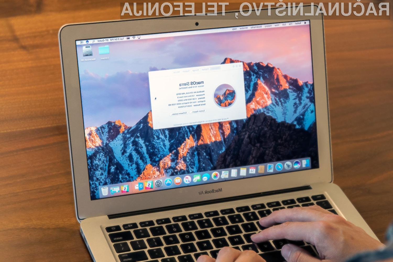 Pazite se prve zlonamerne kode za MacOS v 2017